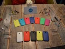 Motorola Moto E Back Covers