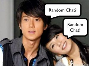 Random chat rooms