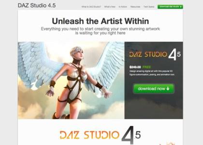 daz studio example