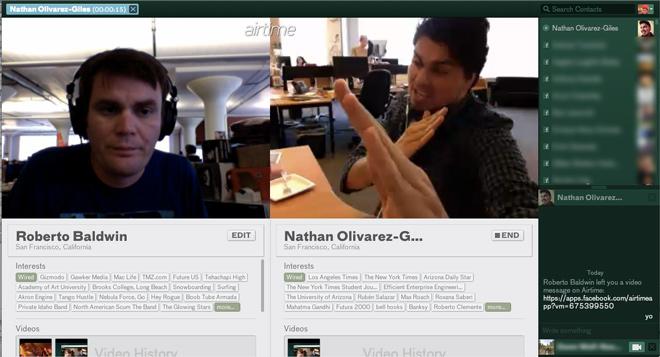 random video chat site
