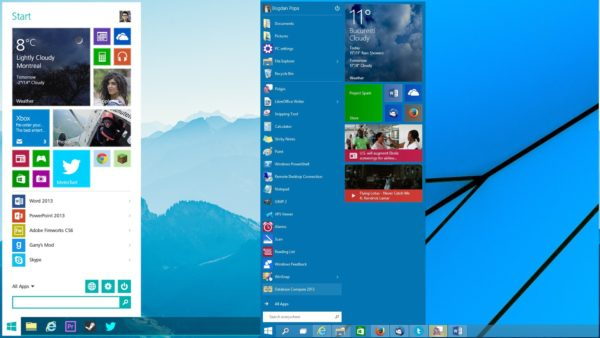 Windows-10-technical preview errors
