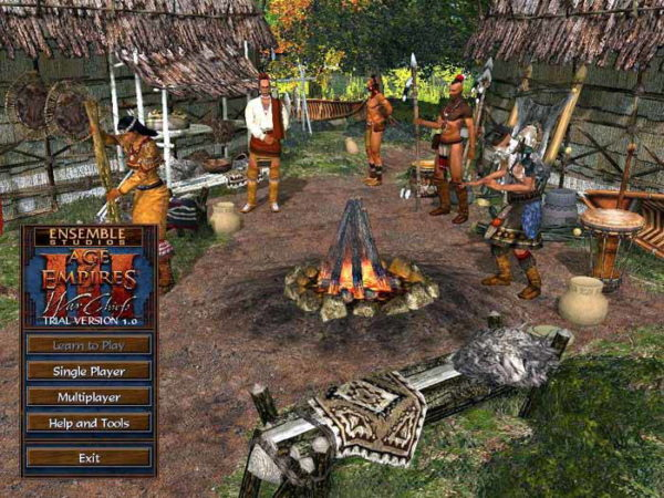age-of-empires-iii game