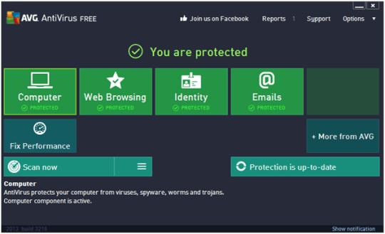 avg best free antivirus