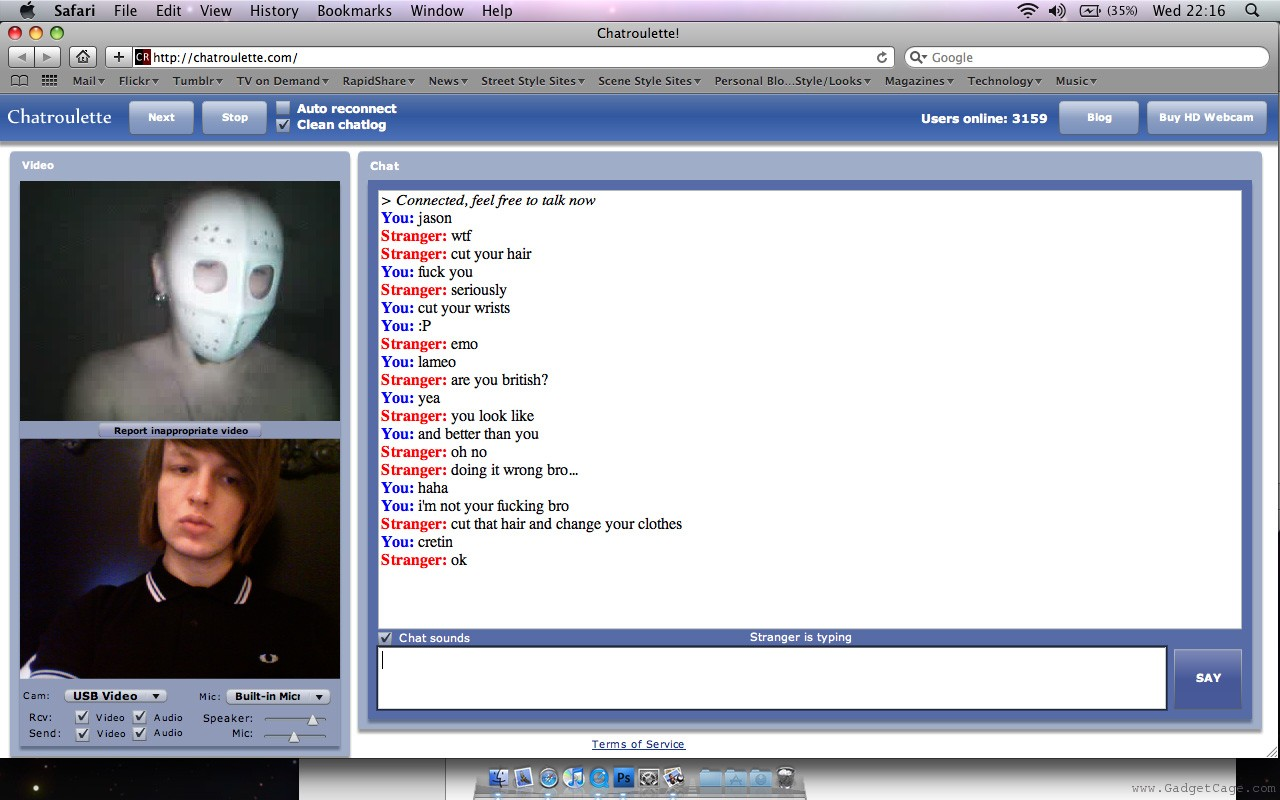 best random webcam chat