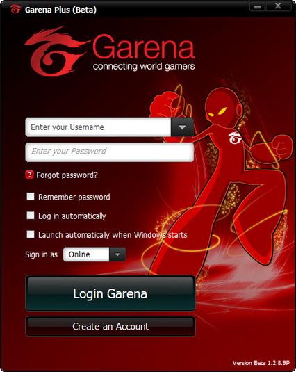 garena windows games