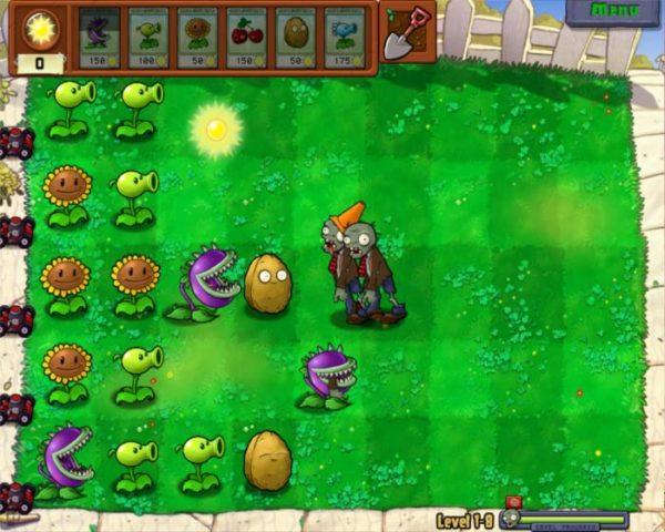 plants-vs-zombies windows games