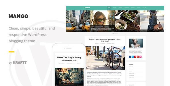Mango-clean-WordPress
