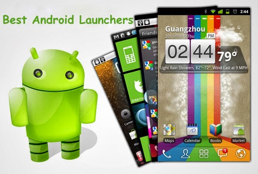 2015 best android launcher