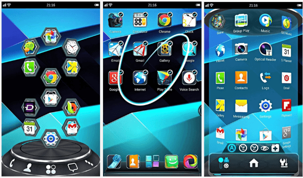 next best android launcher