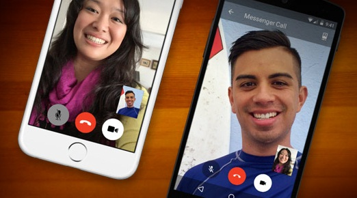 facebook video calling feature 123