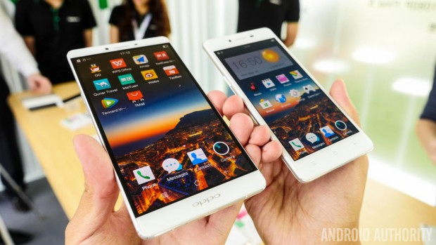 oppo r7 and oppo r7 plus