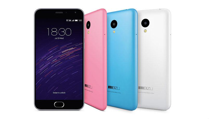 meizu-m2 smartphone