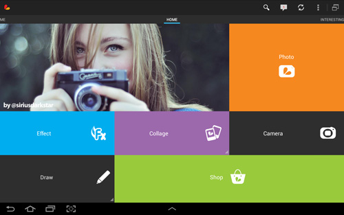 picsart-Popular Photo Editing Apps