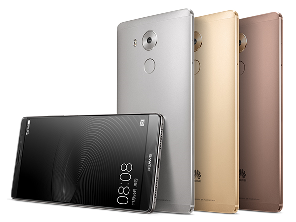 Huawei Mate 8 ces 2016