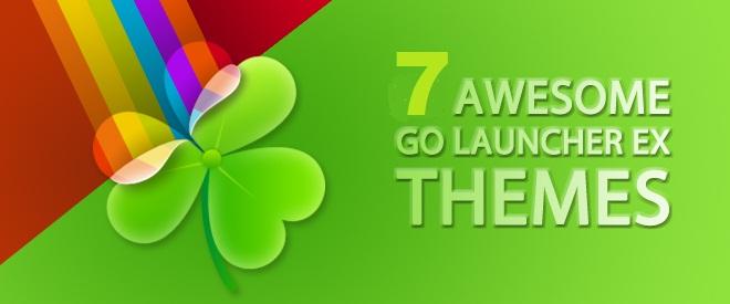 Best Go Launcher Themes