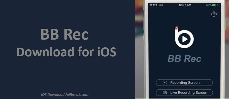 bb recorder screen recording apps