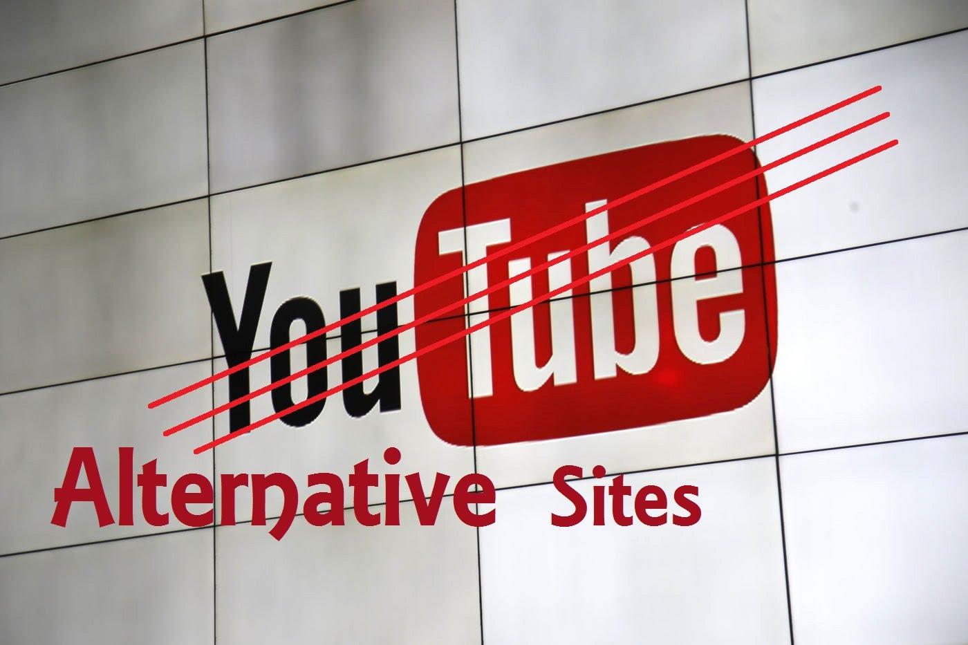 youtube alternative sites