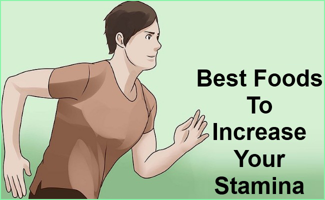 foods to Increase Stamina instantly