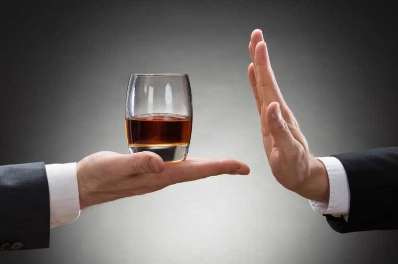 quit drinking alcohol image