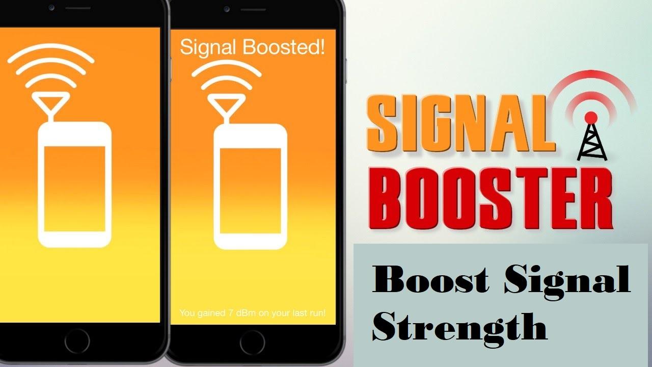 boost signal strength