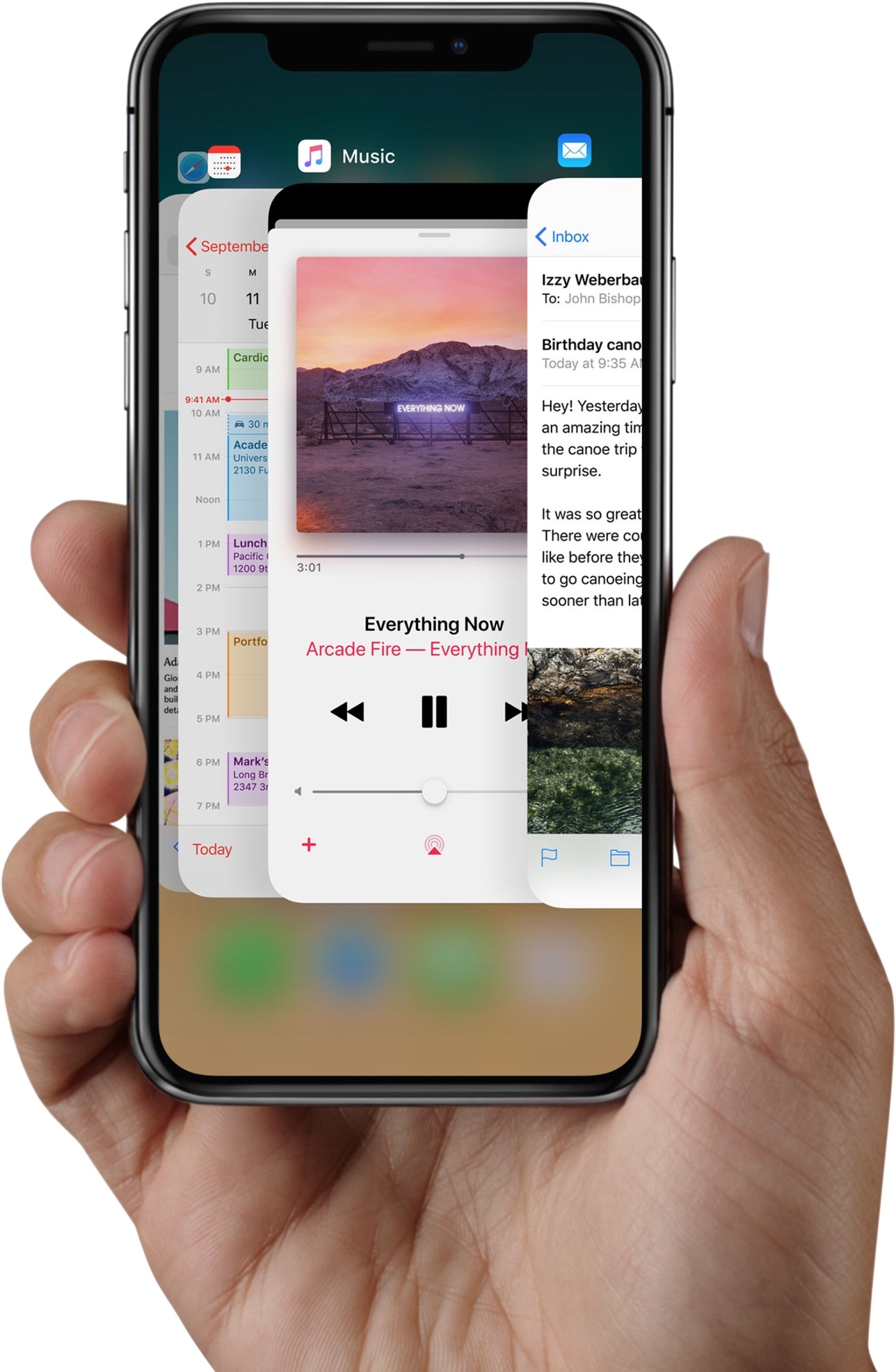 Simple to-utilize App Switcher