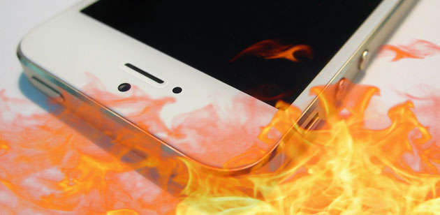 Stop Phone From Overheating