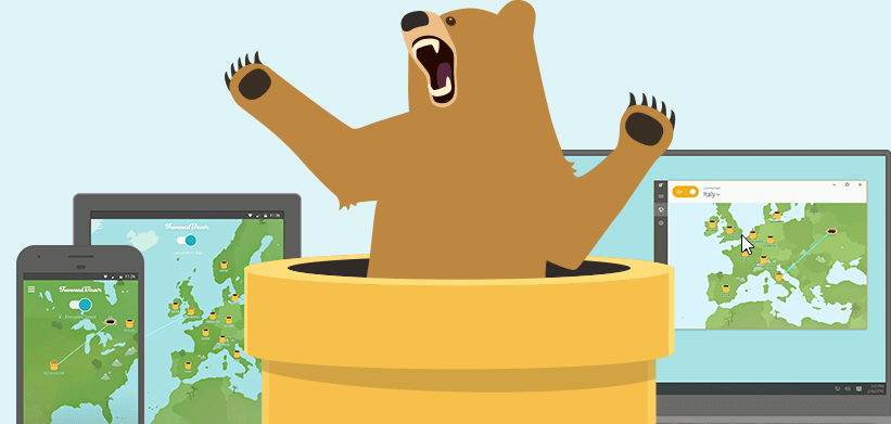 Tunnelbear-review VPN