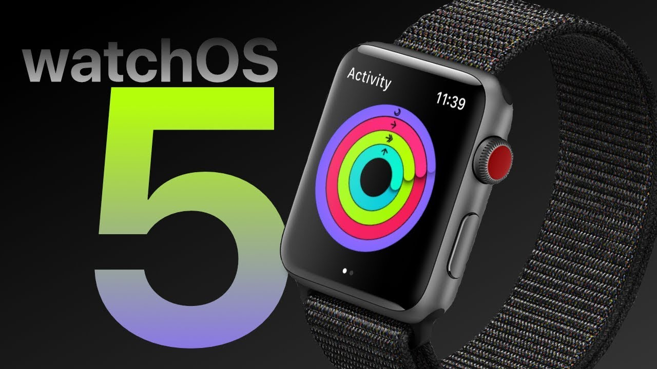 apple watch-os-5