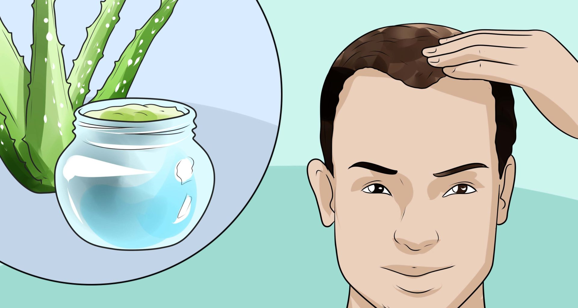 cure prevent baldness in early young age