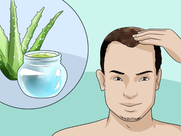 How to prevent hair thinning in males