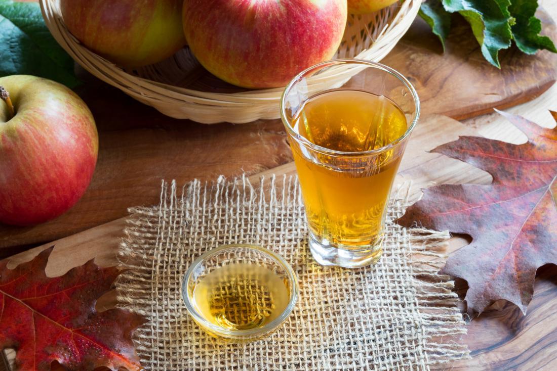 Raw Apple Cider Vinegar for Diarrhea & Vomiting