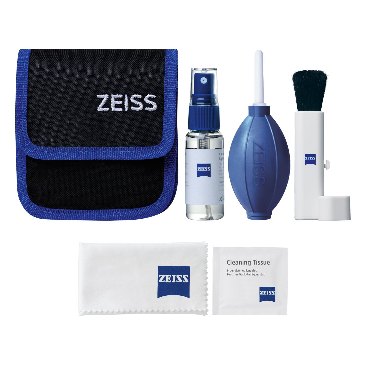Cleaning Zeiss Cleaning Kit