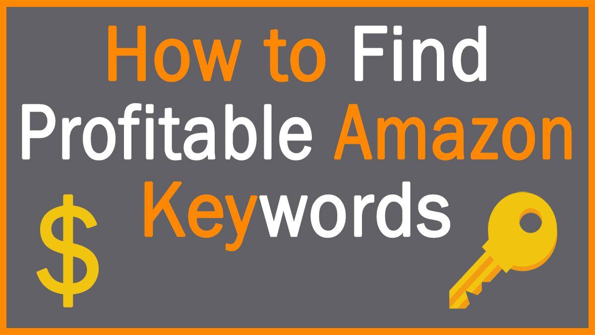 Amazon-Keyword-planner
