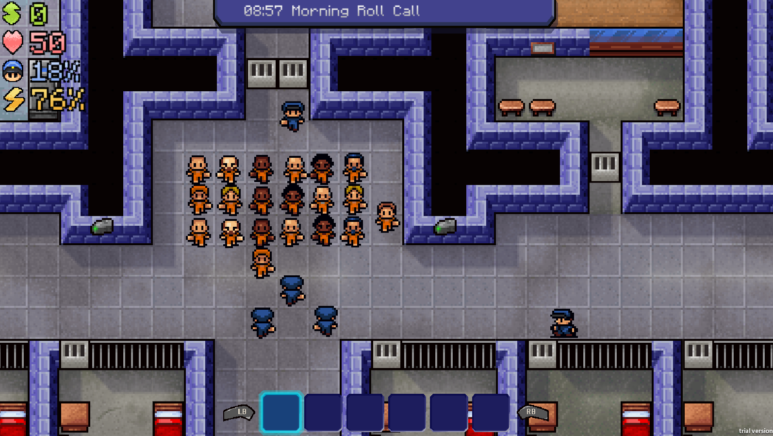 The Escapists 1 and 2