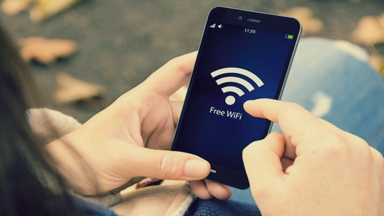 get free internet Wi-Fi