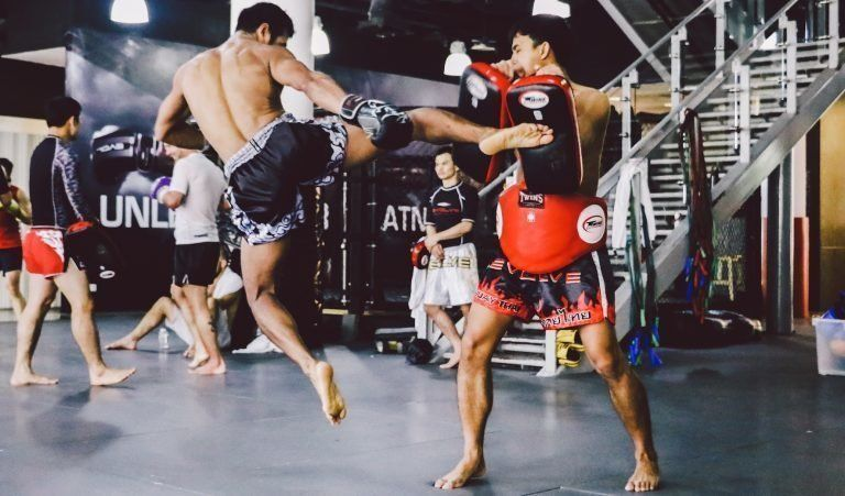 Muay Thai Boxing Program