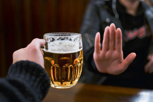 avoid alcohol during pregnancy