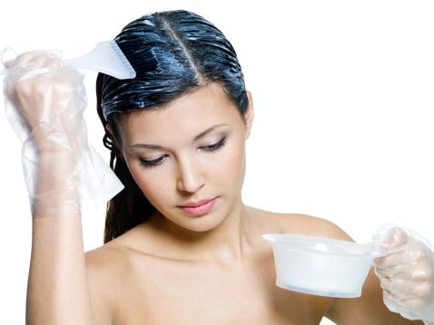 avoid hair dye in pregnancy