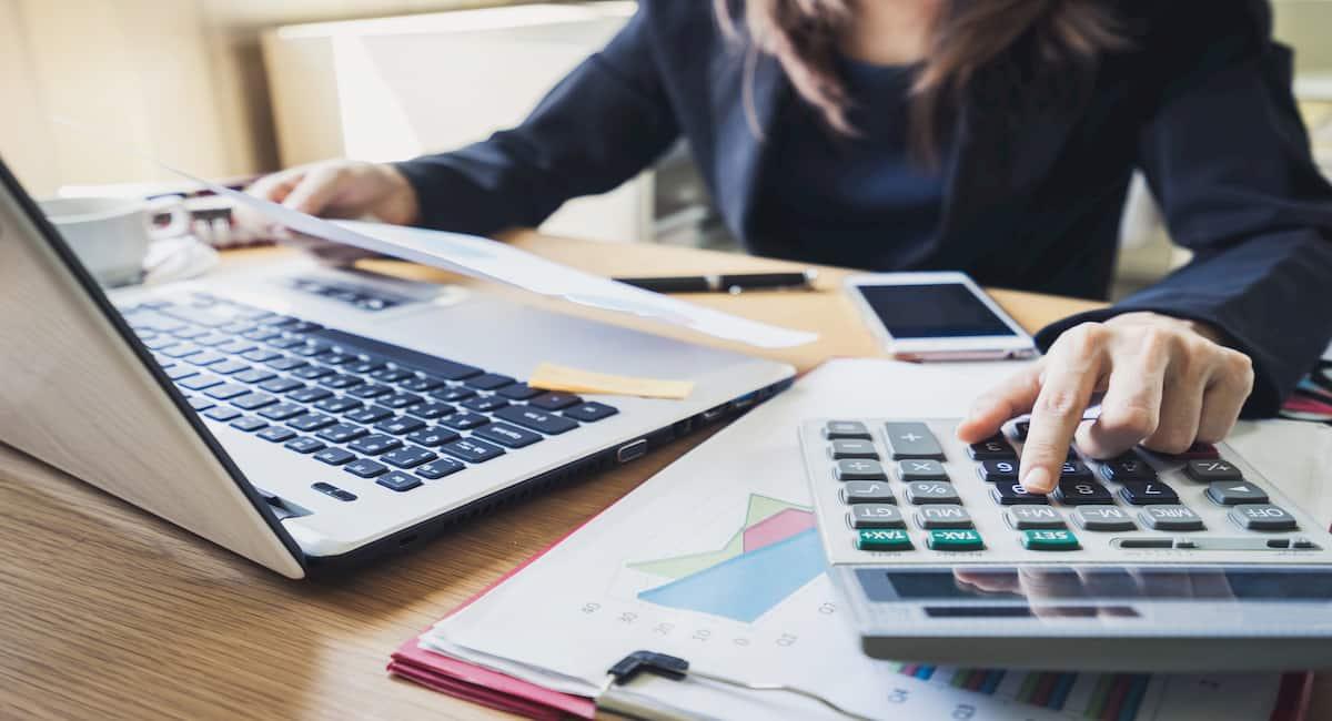 simple bookkeeping
