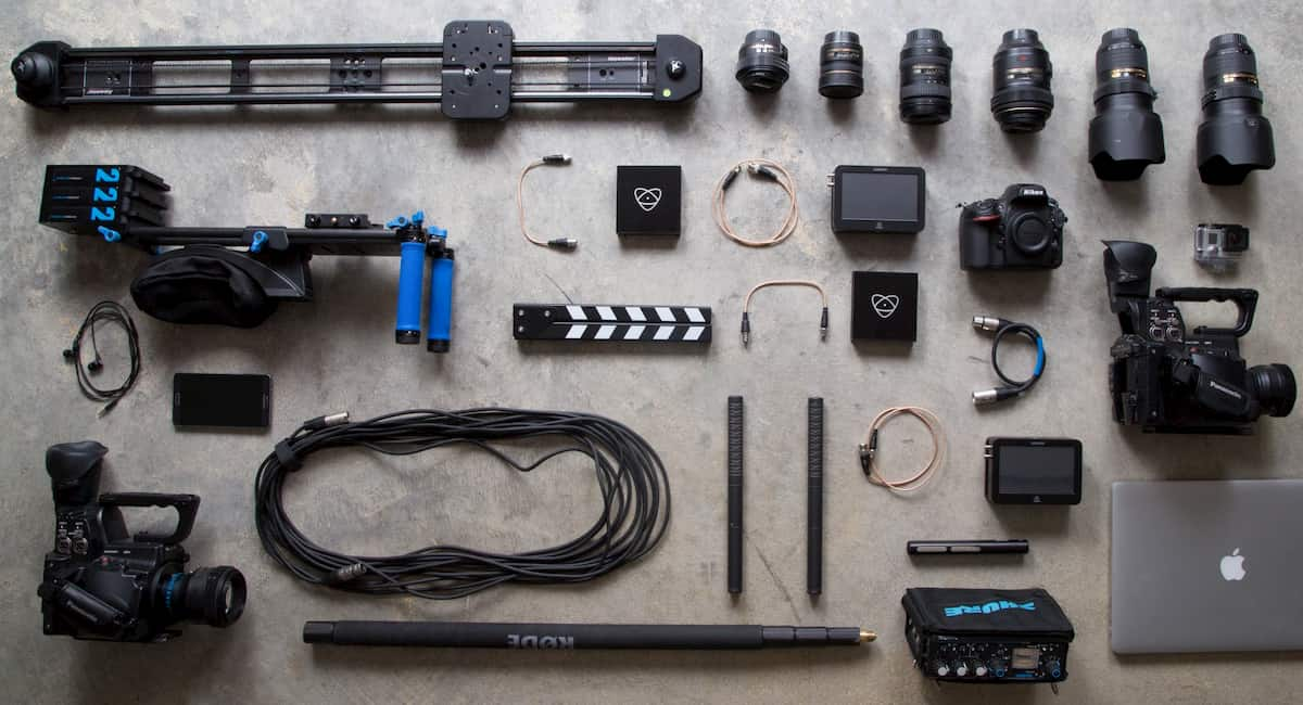 videography gear